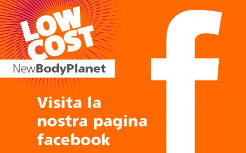 New Body Planet è su facebook